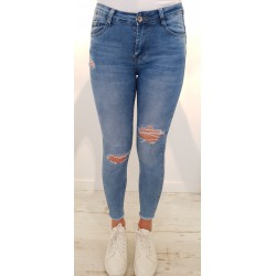 Jeans push up t861